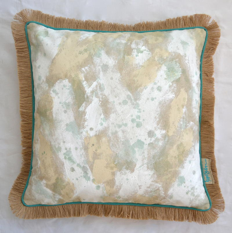 WHITEWASH PILLOW I