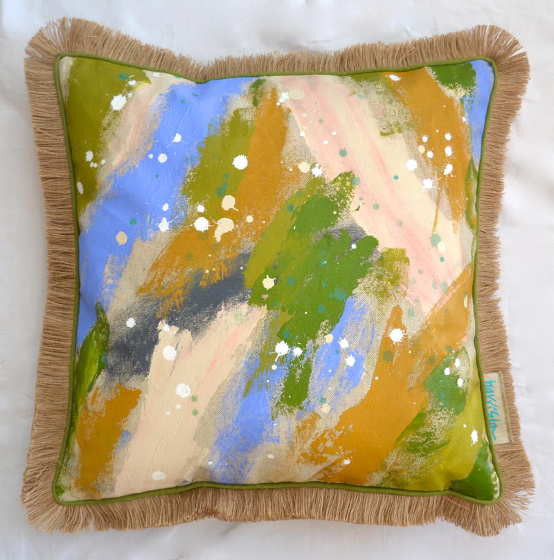 TWO TO TANGO PILLOW II