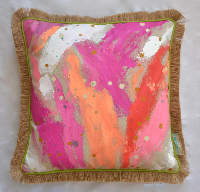 SPICE OF LIFE PILLOW II