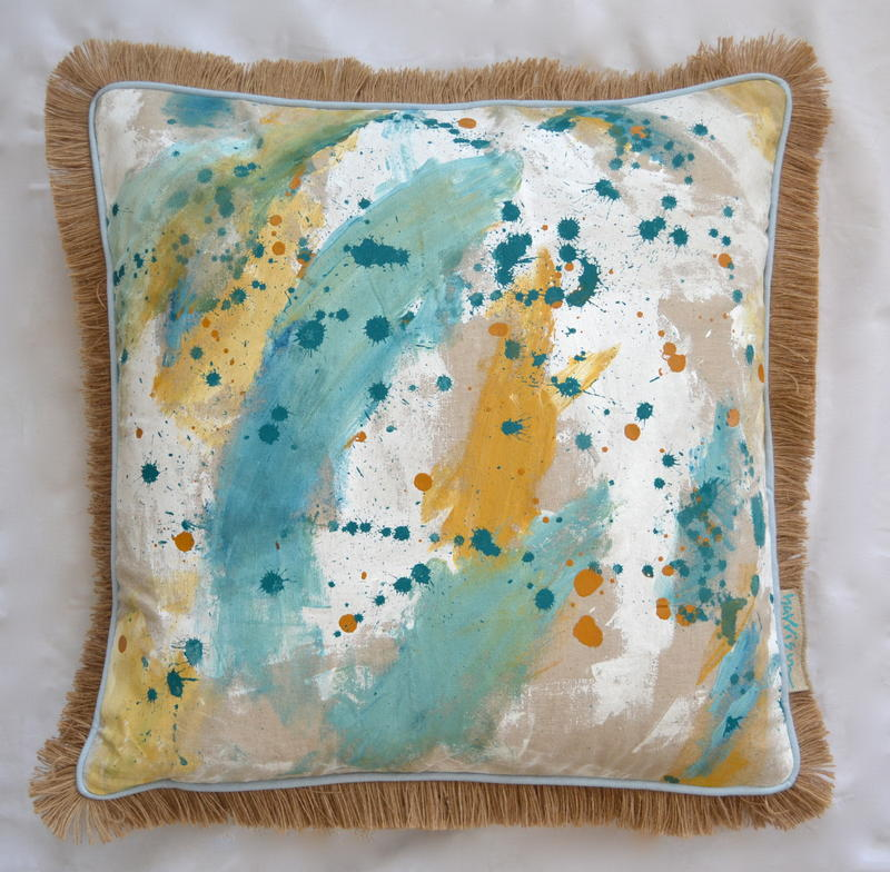 EARLY BIRD PILLOW I