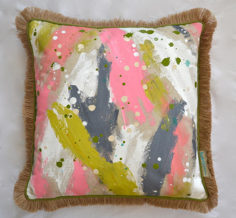 PIECE OF CAKE PILLOW II