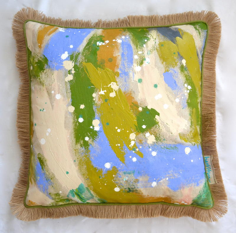 TWO TO TANGO PILLOW I