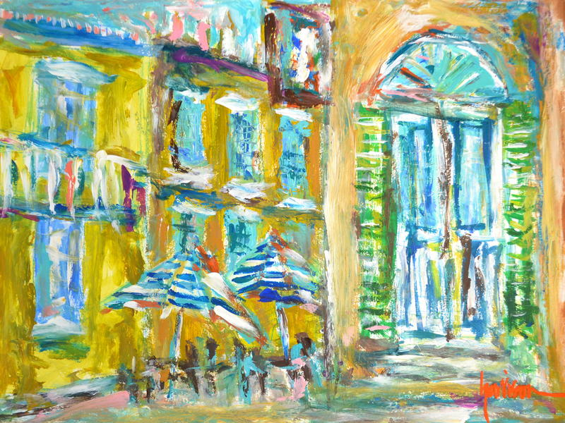 Alfresco Alley II