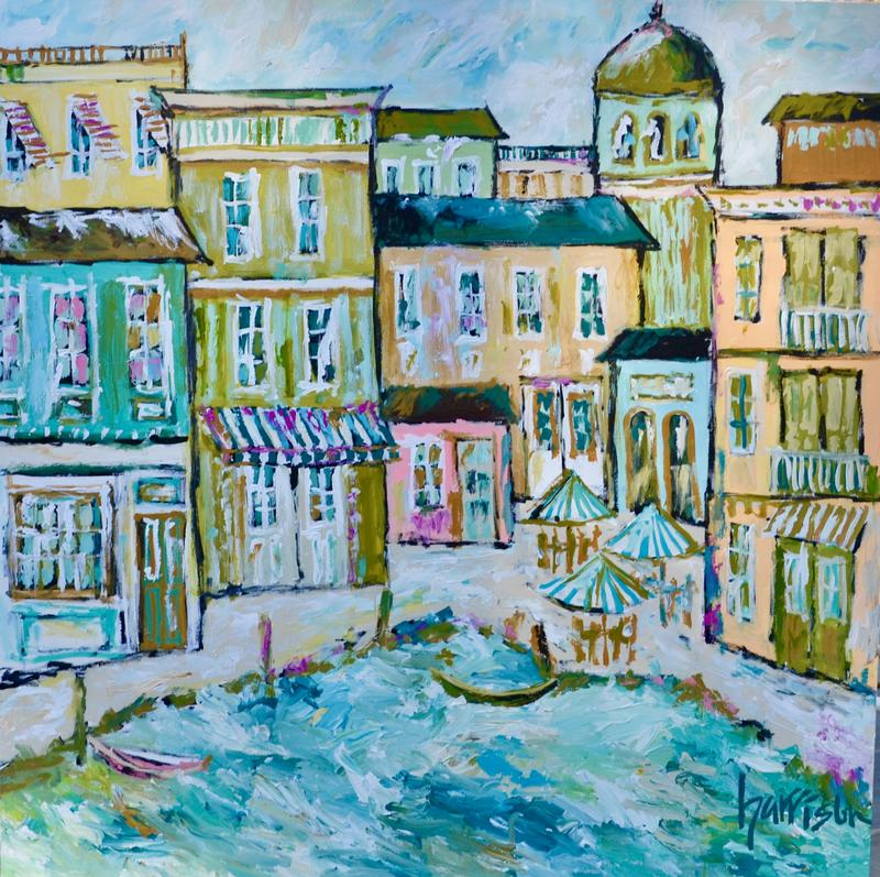 GRAND CANAL 48x48