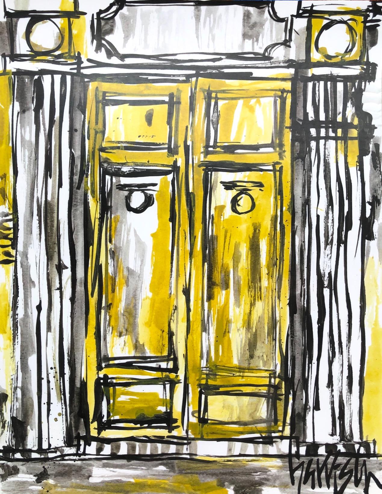 UPTOWN DOOR PRINT 2
