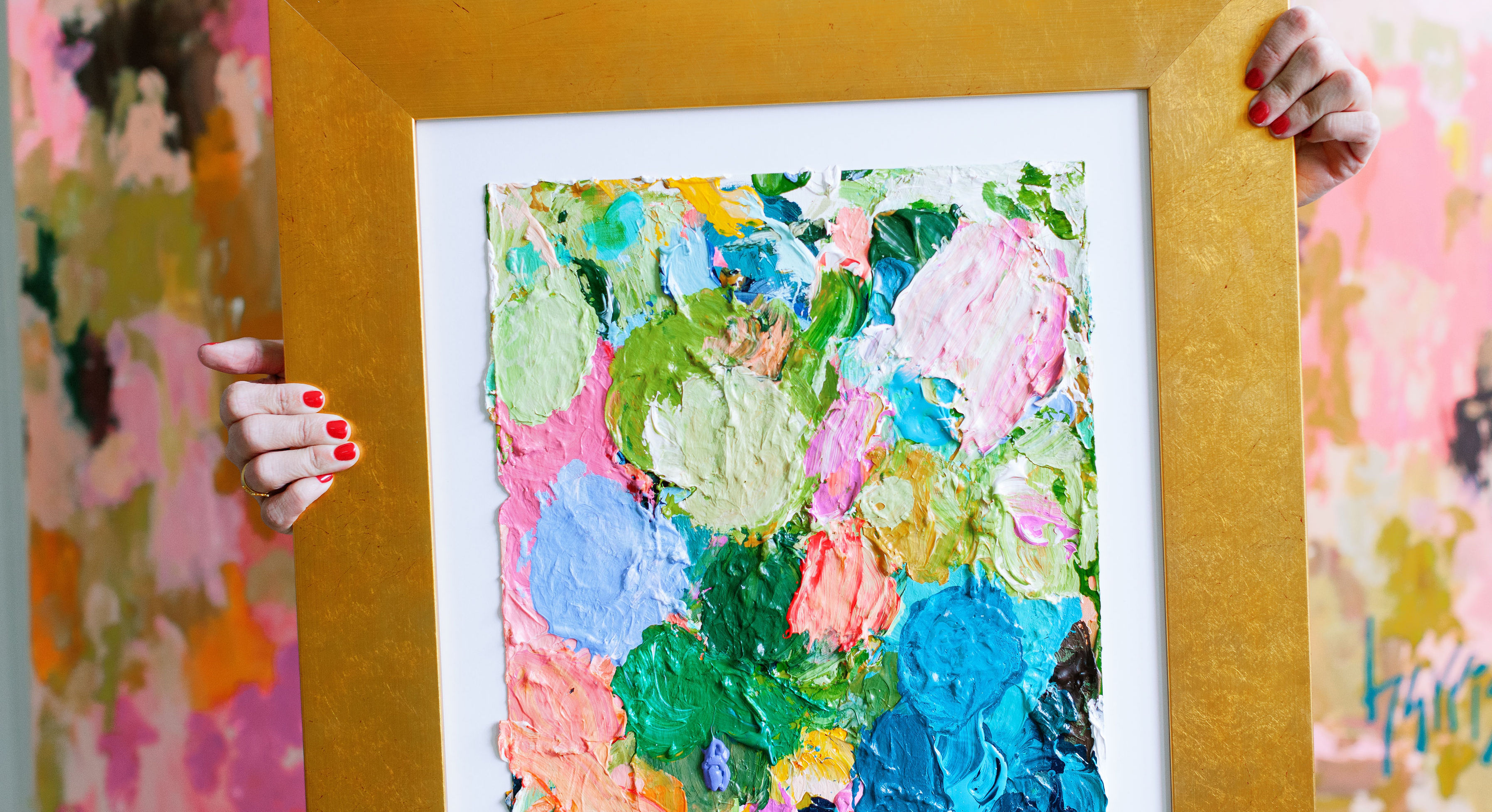 paint palette fall 2020