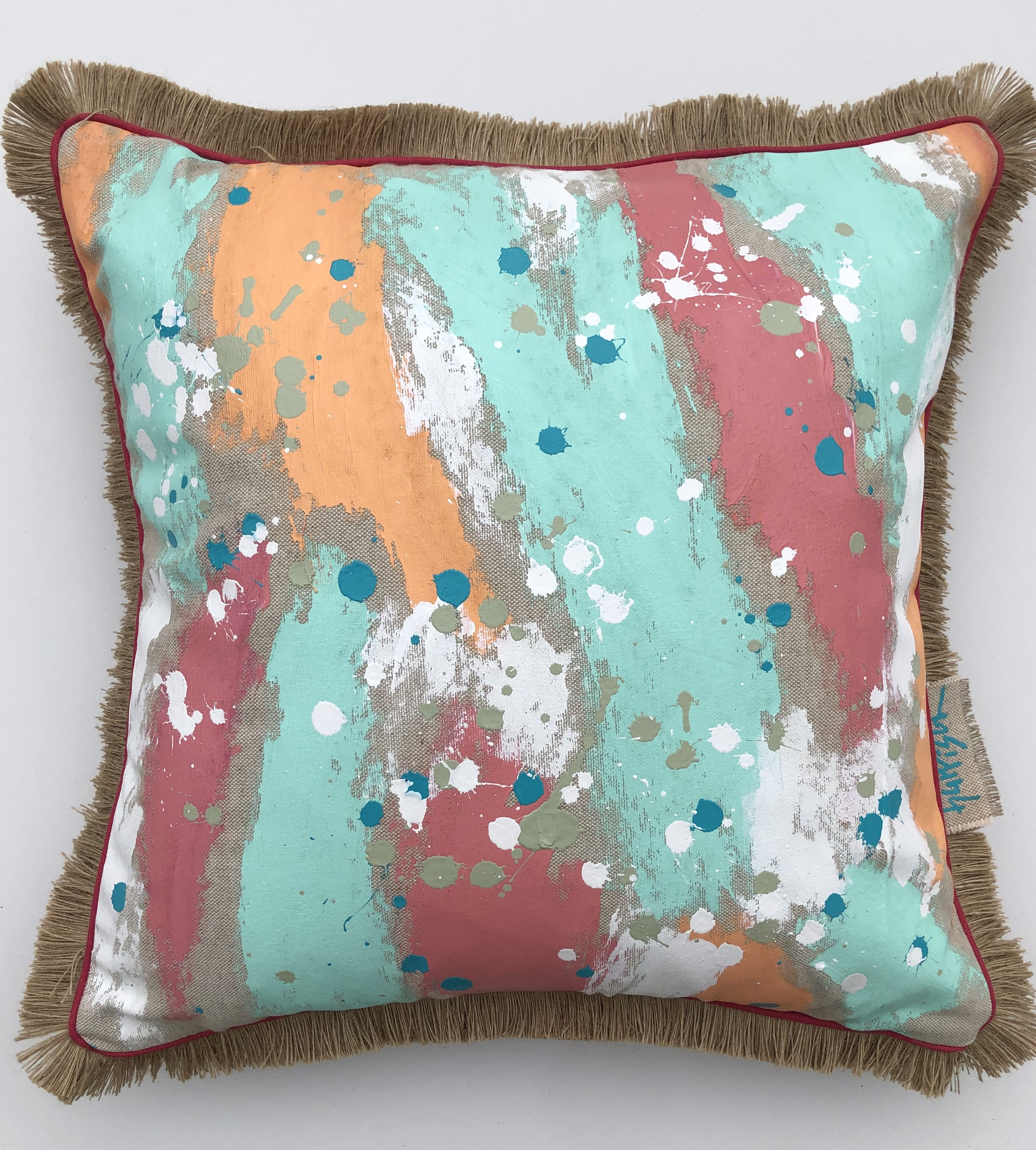PARTY ANIMAL PILLOW I