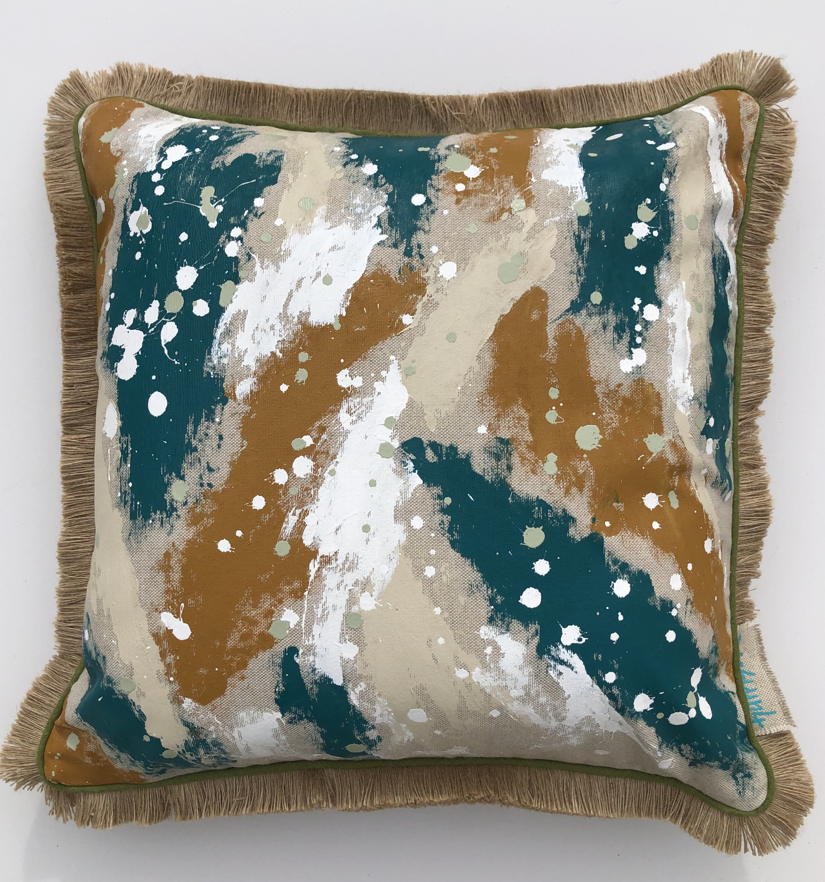 SAND DUNES PILLOW II
